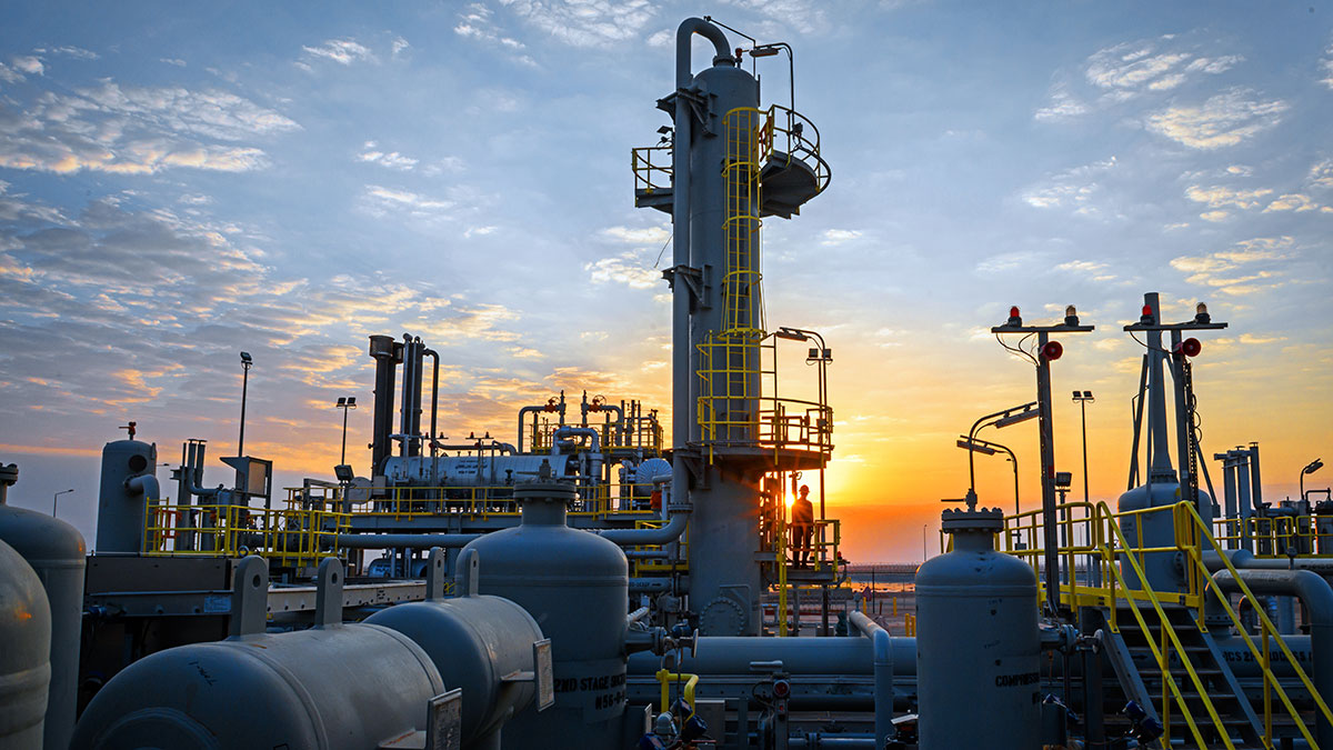 الغاز الطبيعي يمدُّ الحدود الشمالية بالطاقة