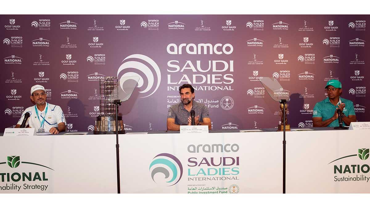 أرامكو السعودية توقع مذكرة تفاهم مع الإتحاد السعودي للجولف لتعزيز الاستدامة