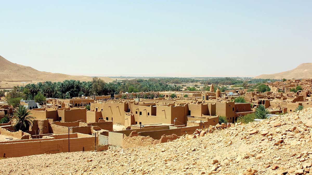 البحث عن التاريخ في رحلة على الطريق شمال الرياض