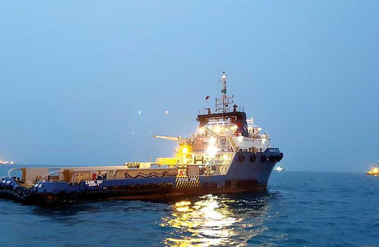 إدارة الأعمال البحرية تحصل على خمسة اعتمادات دولية