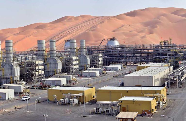 توقيع مقاولة إنشاء مع شركة (ويسون إنجنيرنغ) لزيادة طاقة معالجة الغاز في الشيبة