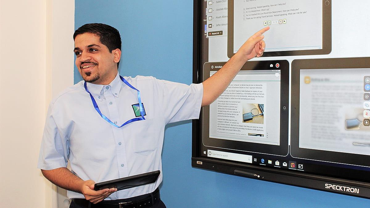 برنامج أرامكو السعودية للتدريب المهني والأكاديمي يواصل النجاحات