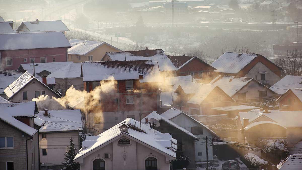 التلوّث داخل البيوت.. خطرٌ خفيّ يتفاقم مع الجائحة