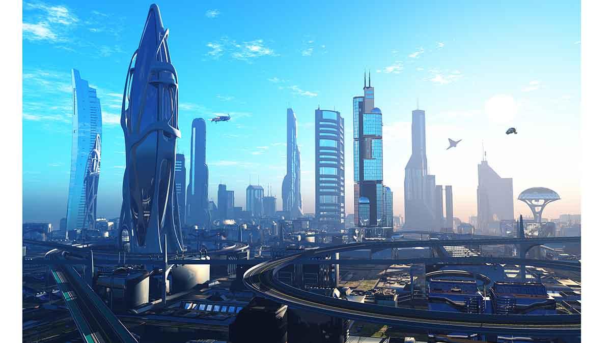 مدن المستقبل بين الخيال العلمي والواقع