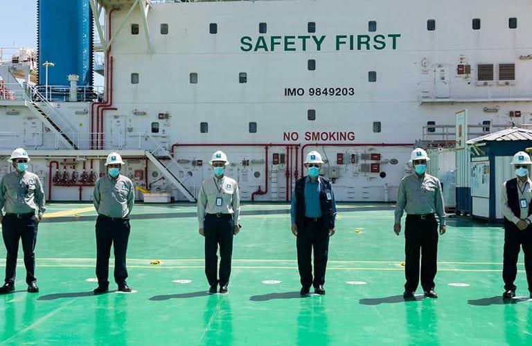 الناصر: التركيز المستمر على السلامة هو العنصر الأهم في موثوقية إمداداتنا العالمية