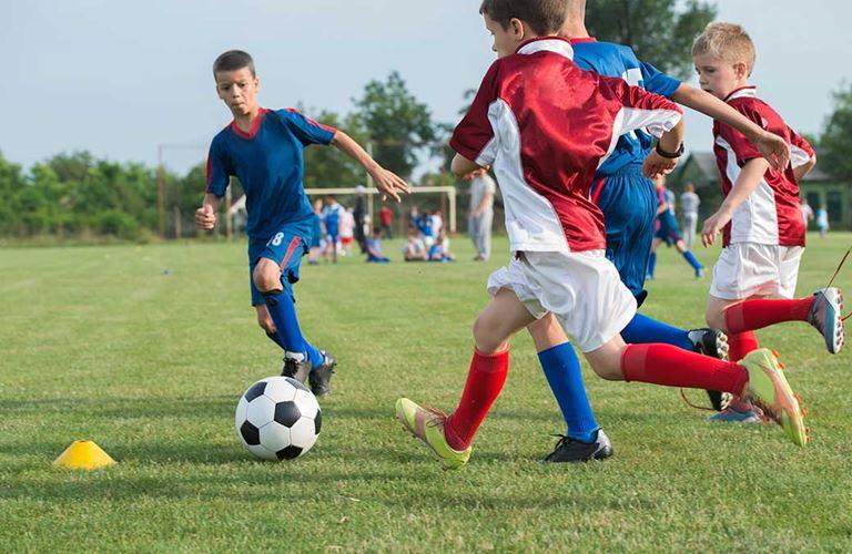 دع لطفلك اختيار الرياضة التي يحبها