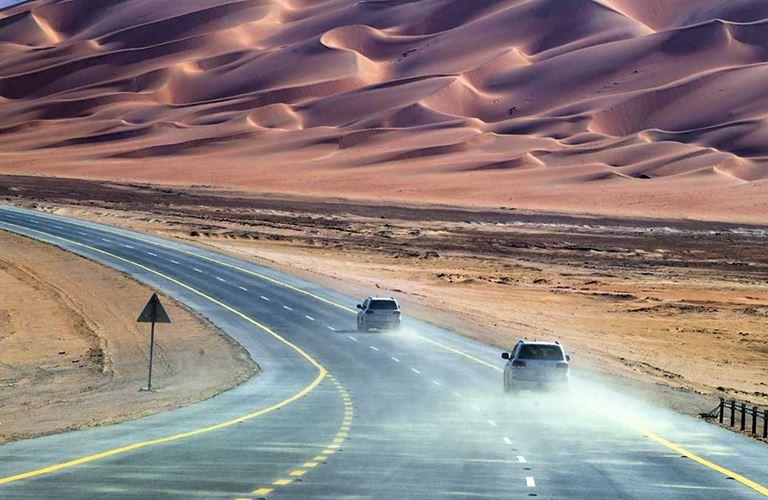 تطبيق جديد للتنقل الآمن بالسيارة في رحلات العمل
