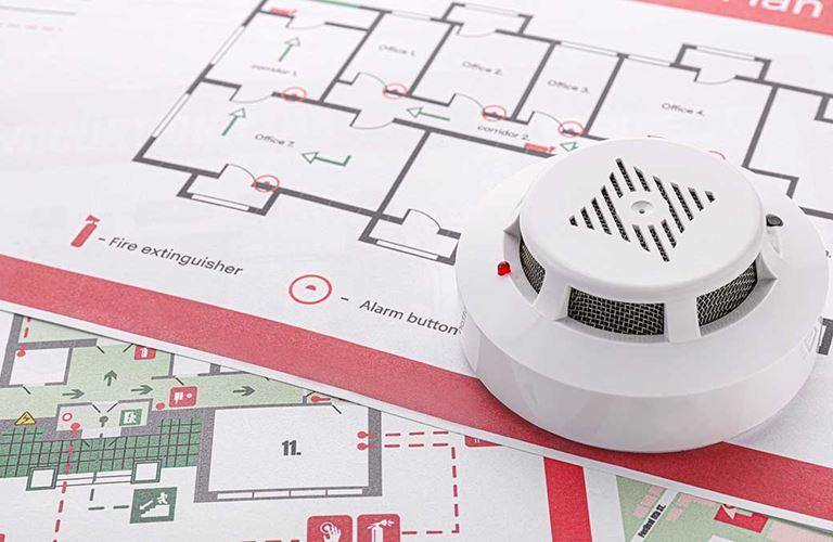نصائح للسلامة من الحرائق في المنزل