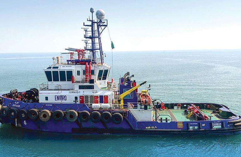 environmental journey drives marine operations