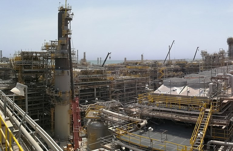 RT Refinery Clean Fuels Project records 45 million safe man-hours