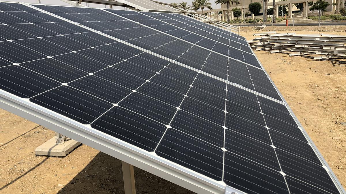 Aramco seeks to promote plastic-based panels