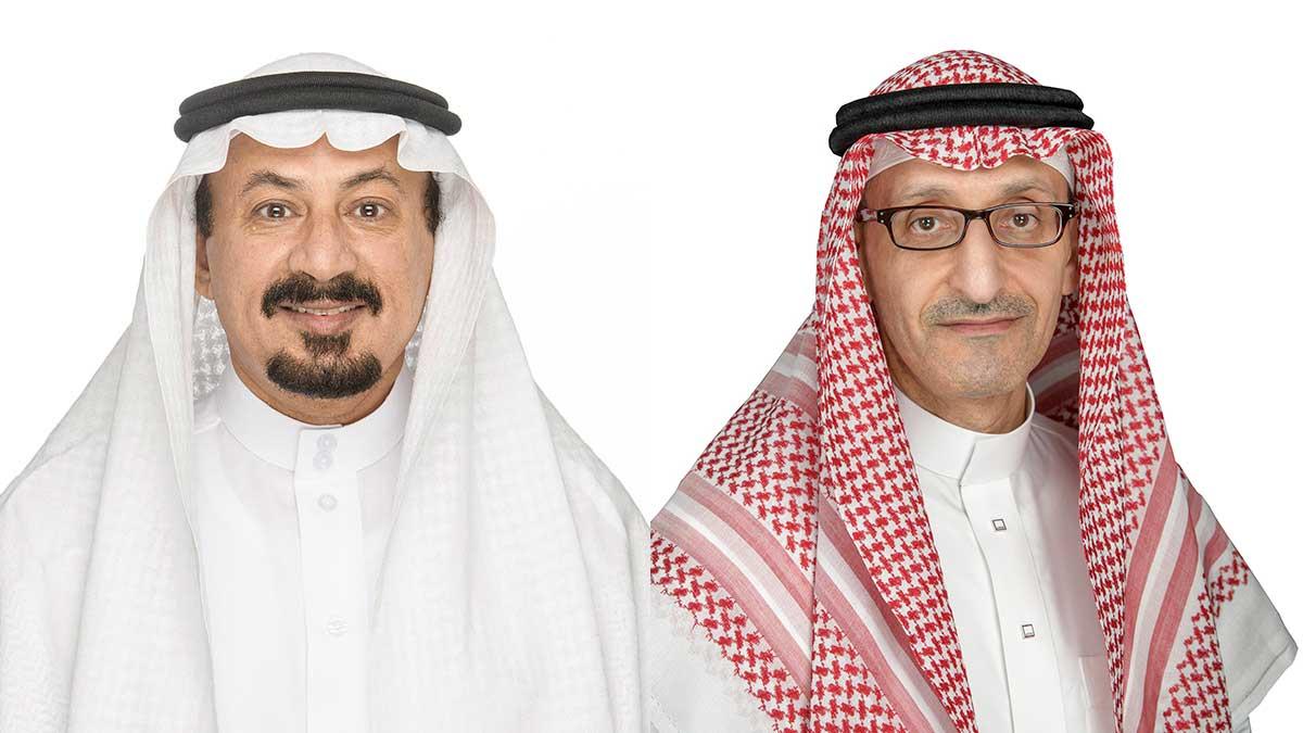 Motaz A. Al Mashouk, Hasan J. Al Zahrani promoted