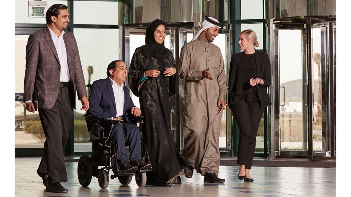 Aramco celebrates Day of People with Disabilities
