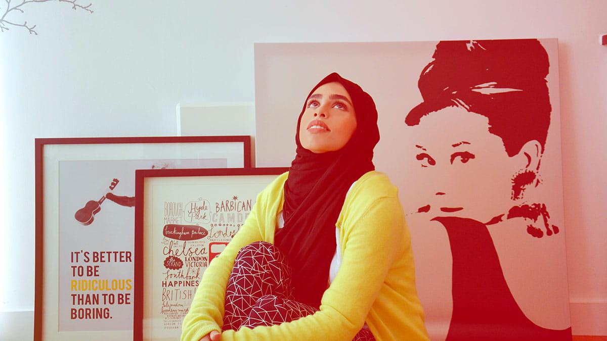 Walaa Fadul win's Ithra's second Artist Open Call