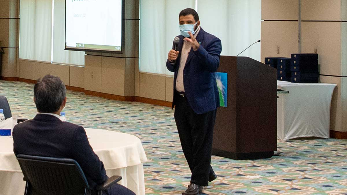 Offshore Projects Department gears up training for Saudization