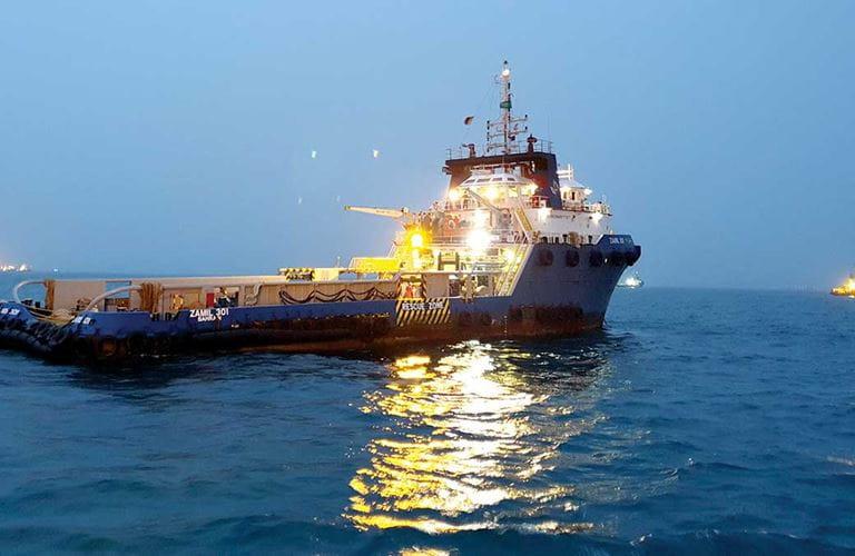 Vessel tracking system a milestone in digitalization