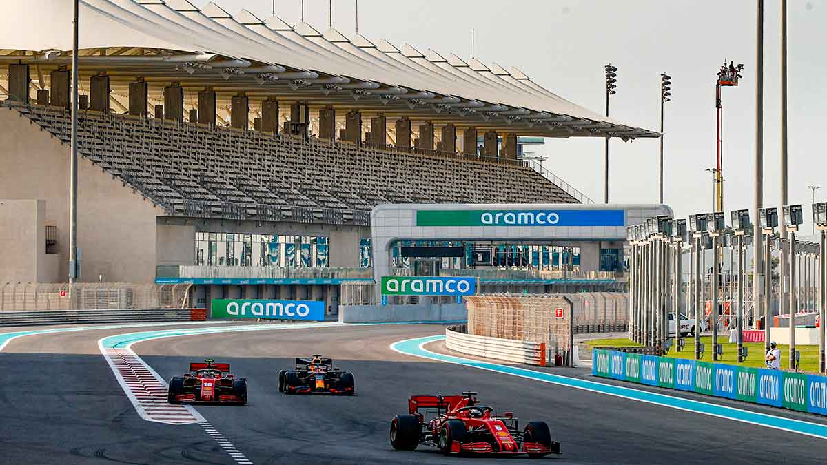 Aramcons rise to top of F1 Aramco Employee League