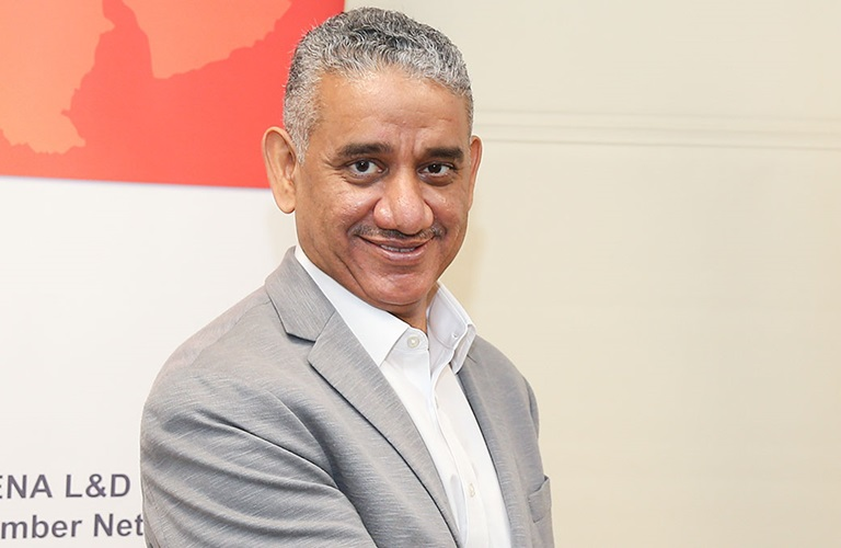 International training network welcomes Al-Dabal as new president