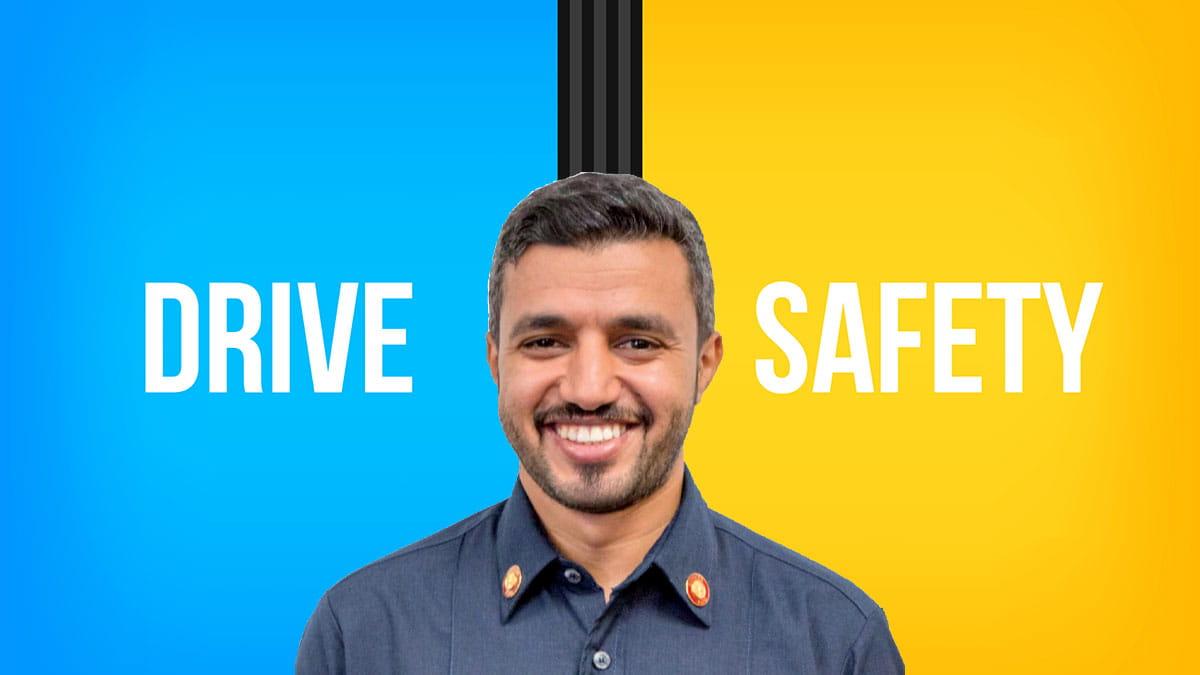 Berri Fire Chief Fahad Y. Al-Salami wins best driver award