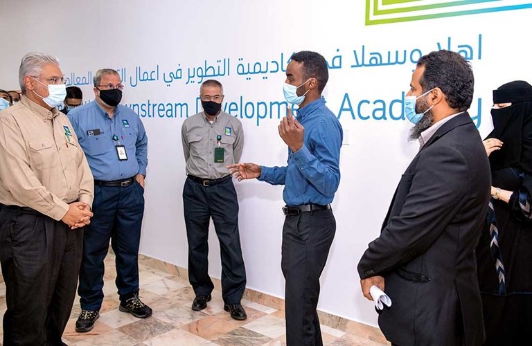 World looking up for new Downstream Development Academy