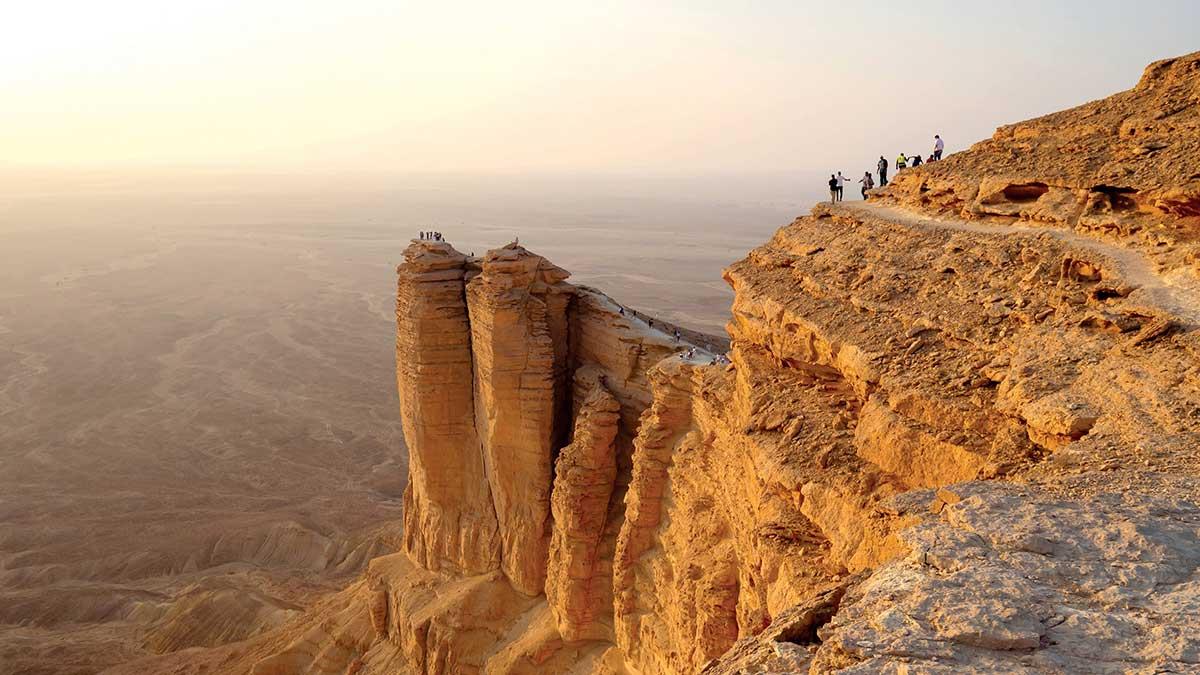 Edge of the World rocks