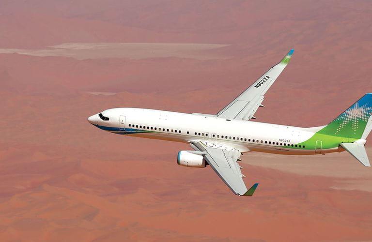 طيران أرامكو السعودية يحلِّق برخصة وطنية