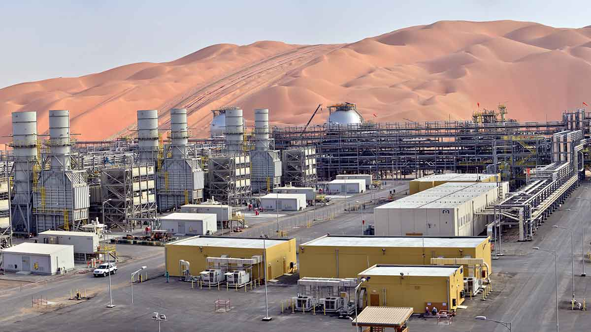iktva in action: Aramco awards Shaybah NGL infrastructure contract