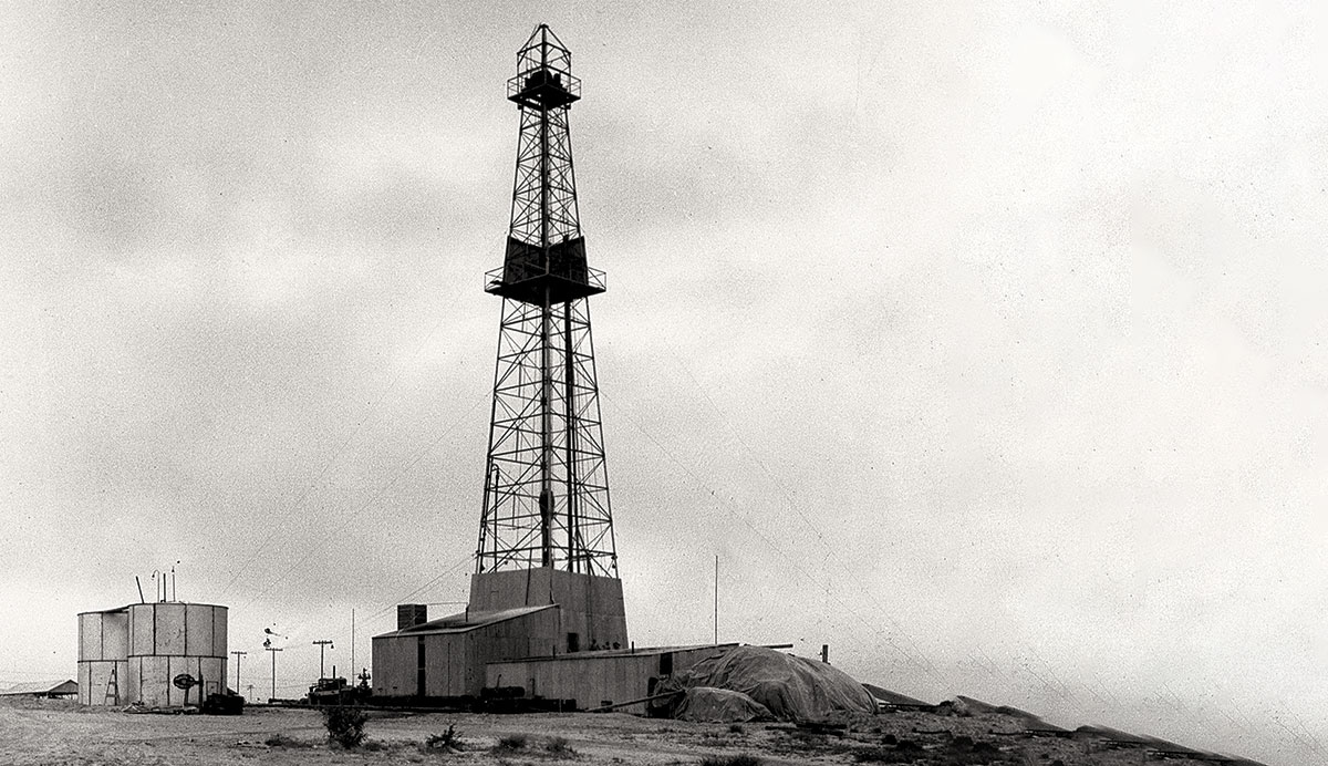 Part 3: On March 4, 1938, Dammam Well-7 started production