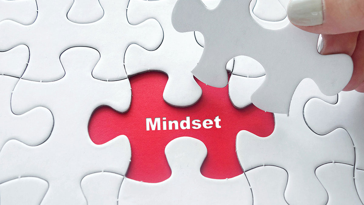 Creating a growth mindset for the future