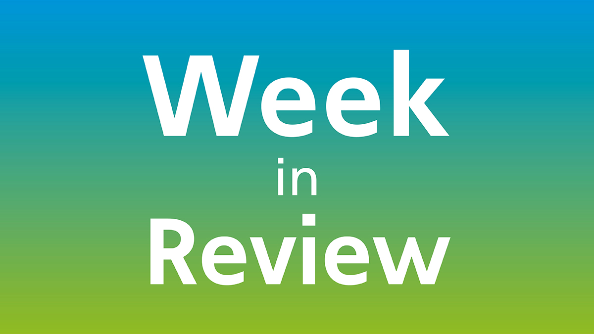 Week 17 in Review: Ramadan donations, Ithra accolades, and cybersecurity soundness