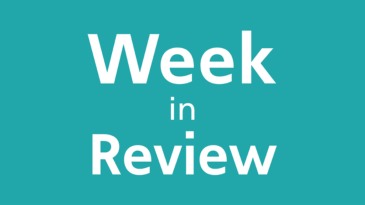 Week 24 in Review: From mobility to fast cars, better training and protecting the environment