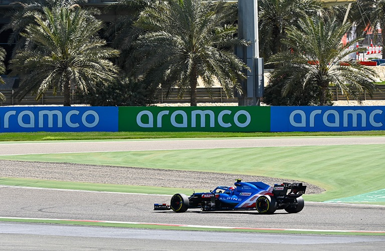 Find your winning strategy for the 2021 F1 Aramco Employee League