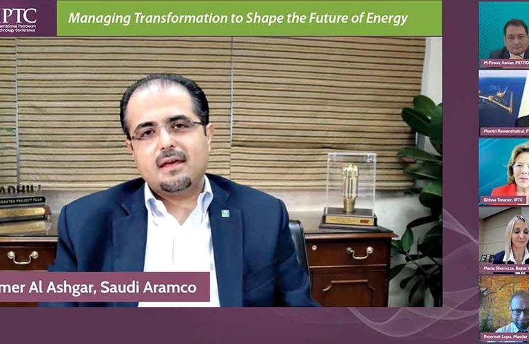 Aramco highlights forward-looking strategy at IPTC