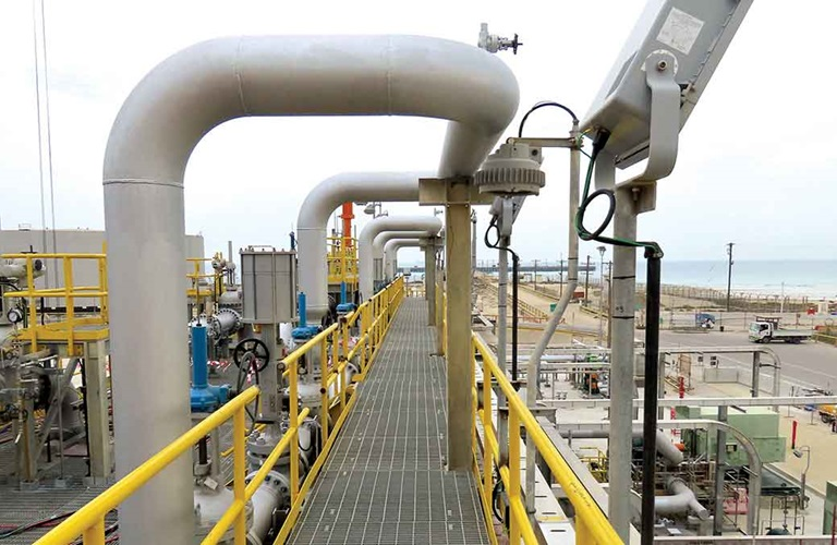 Clean fuels project puts Kingdom's environment first