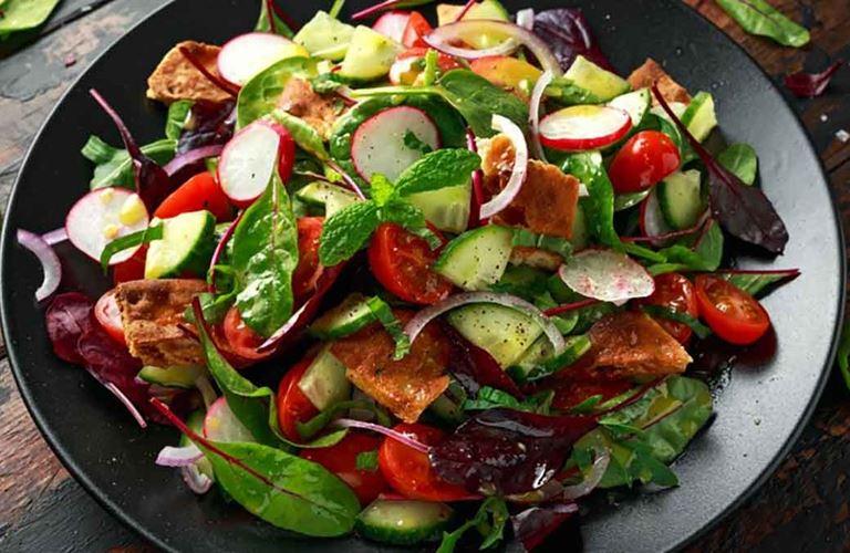 Healthy Recipe: Fattoush Salad