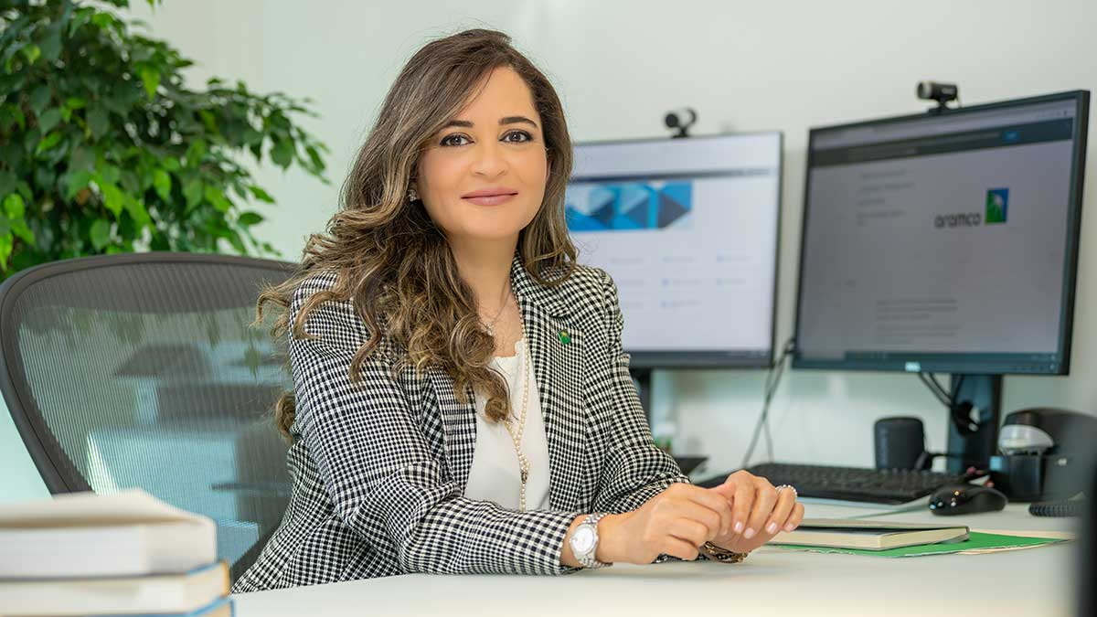 اختيار شيلا الرويلي ضمن قائمة النساء الأكثر تأثيرًا في قطاع الطاقة لعام 2021م