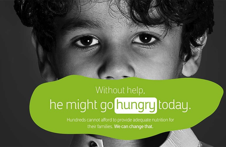 'Without Help': Donate today to Ramadan campaign
