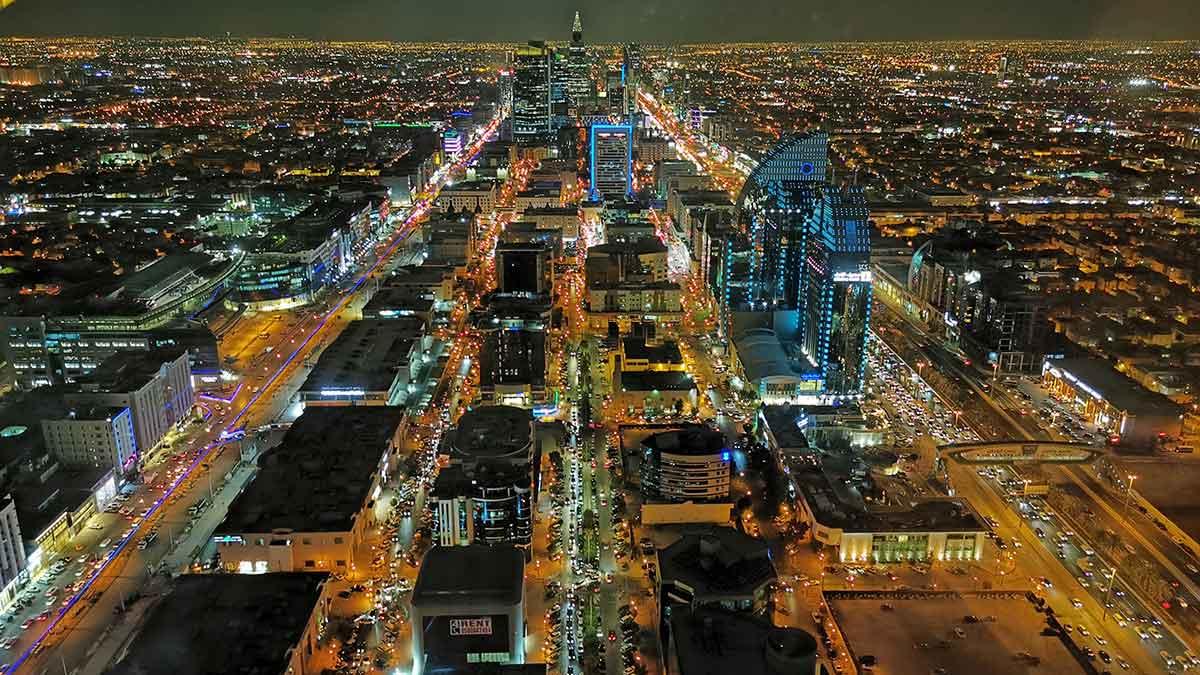 Readers Album: The lights of Riyadh rise