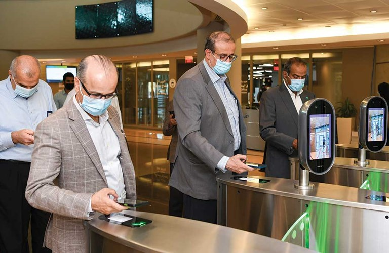 Forgot your badge? No problem with new digital ID