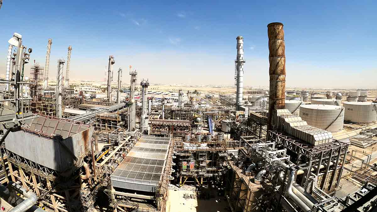 Department Winner: Riyadh Refinery