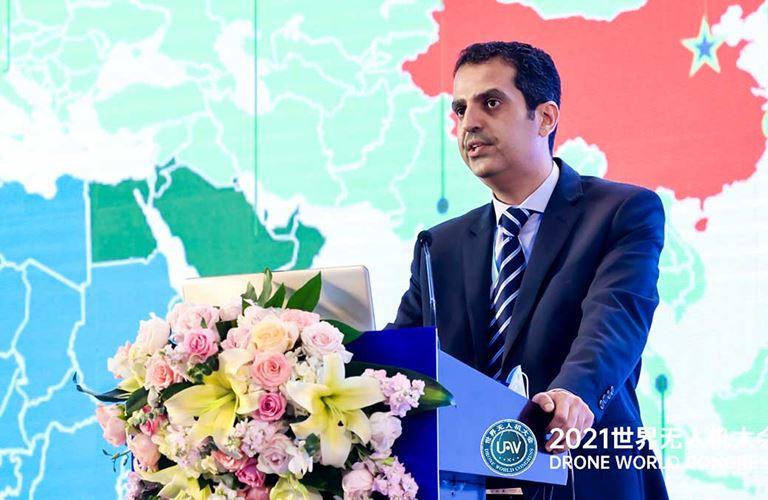 Aramco Asia flying high on international drone award win
