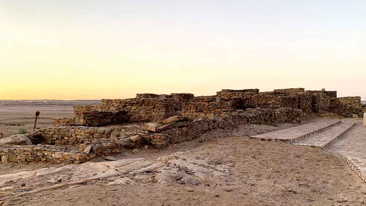 Tayma: On the edge of the Nafud desert, an oasis rich in history