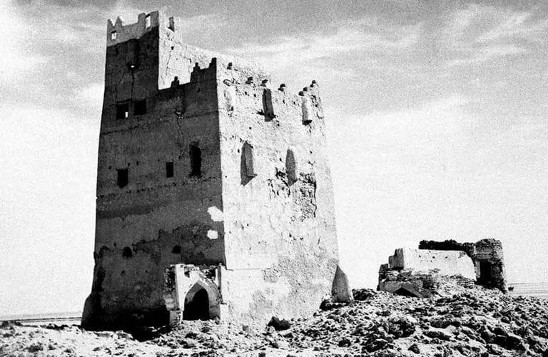 Photographic Memory: Dammam Fort – where two worlds met