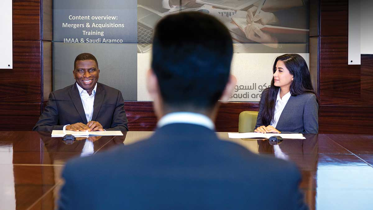Aramco's FS&D Business Academy launches inaugural mergers and acquisitions program