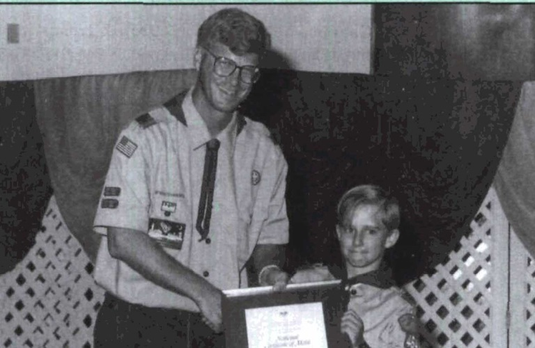 Memory Lane: Thinking safety, new power plants, and a lifesaving youngster