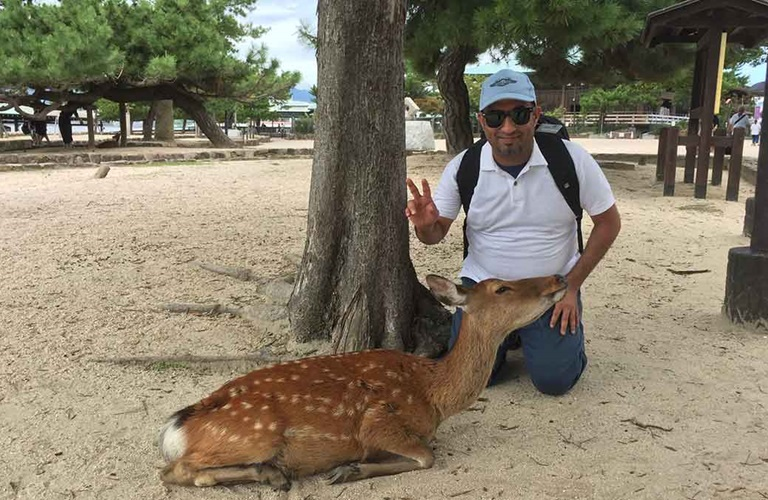 My Aramco Story: A chance to compare and celebrate cultures in Japan