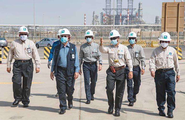 مصفاة ينبع تنتج ما معدله 28 ألف برميل في اليوم من البنزين النظيف