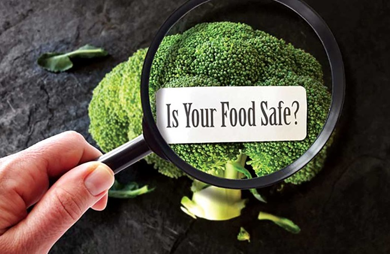 The four Cs of food safety