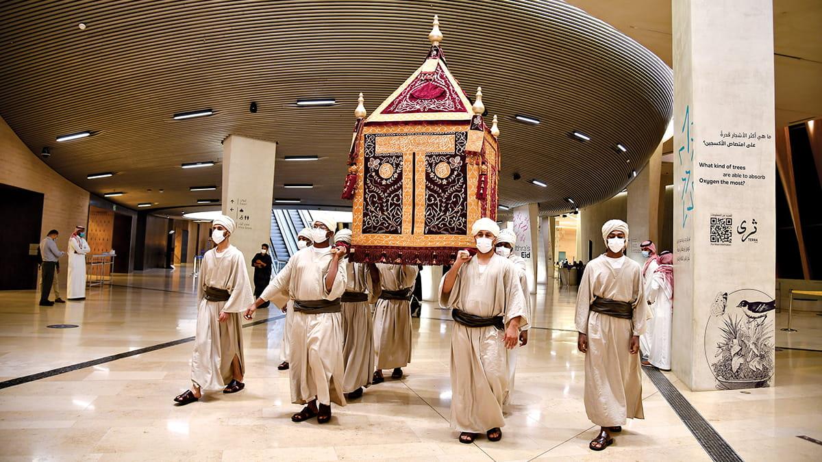 إثراء يحتفل بالعيد