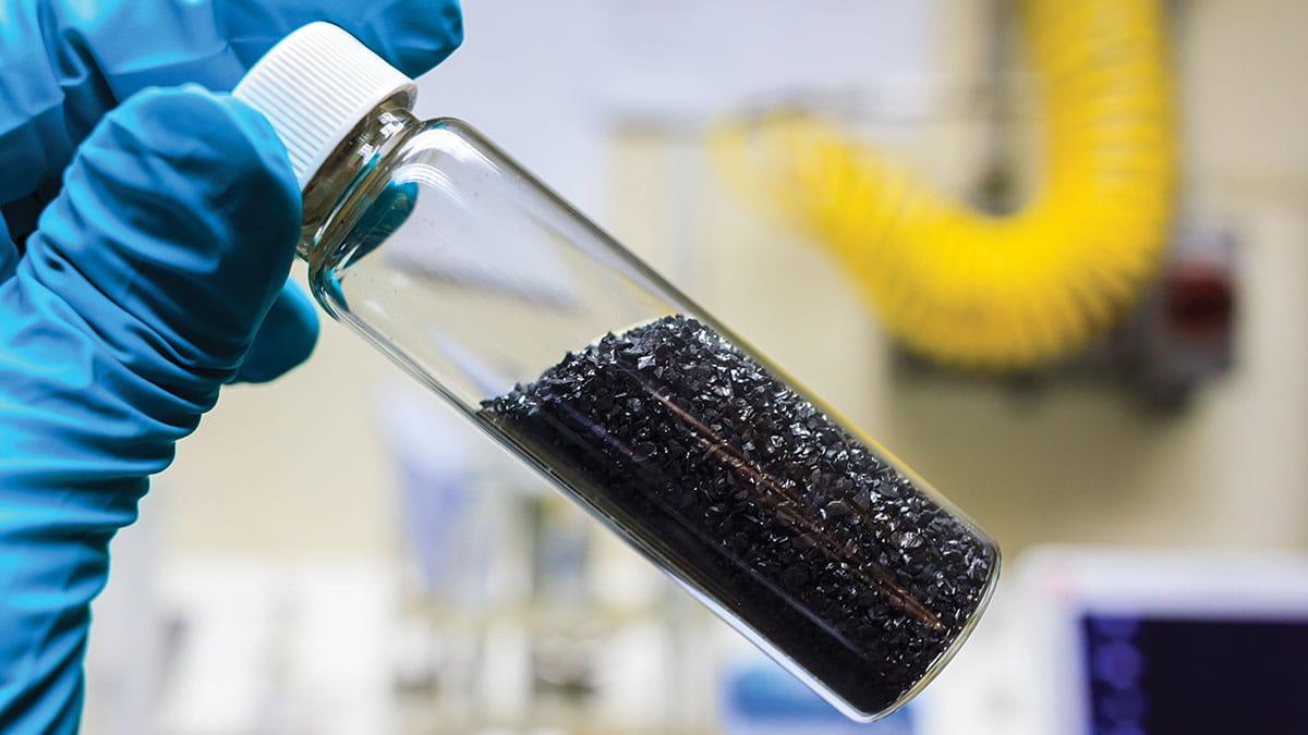 Aramco innovates nonmetallic materials